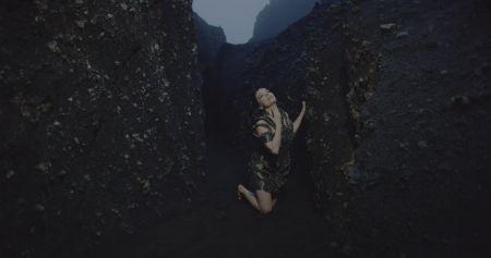 Björk releases 'Black Lake' music video