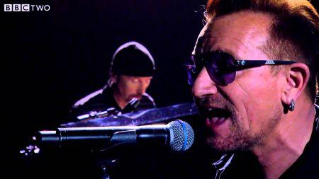 U2's 5 best song lyrics