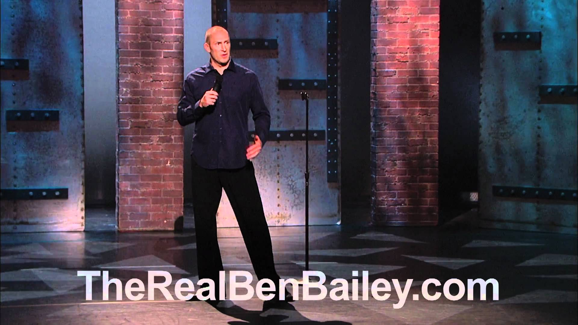 5 Things You Didnt Know About Ben Bailey Axs