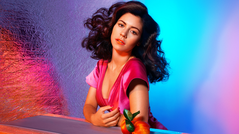 Marina and the Diamonds at the Fox Theater and Greek Theatre