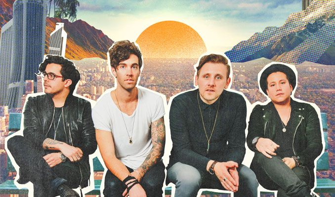 AMERICAN AUTHORS tickets at The Orpheum, Tampa