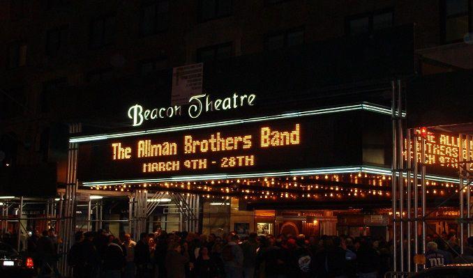 Whoopi Goldberg tickets at Beacon Theatre, New York City