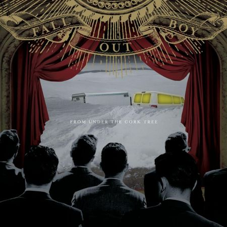 """With From Under the Cork Tree, Fall Out Boy released some of their strongest material to date, including the three singles """"Sugar, We&#"""