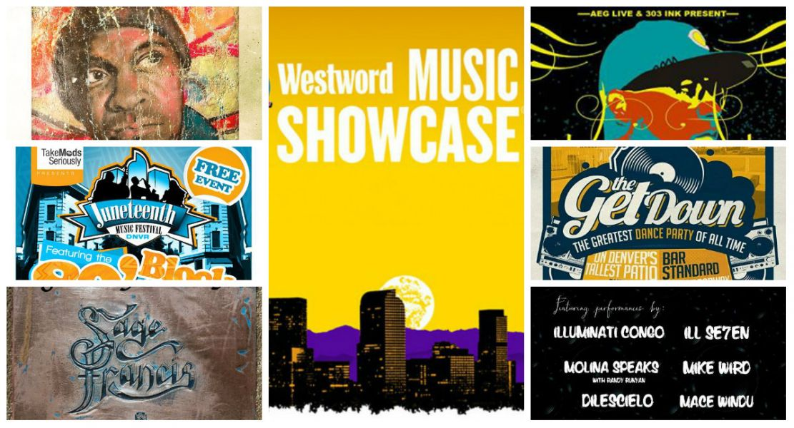 The weekend of June 19-20 will provide Denver music lovers with more than they can handle.
