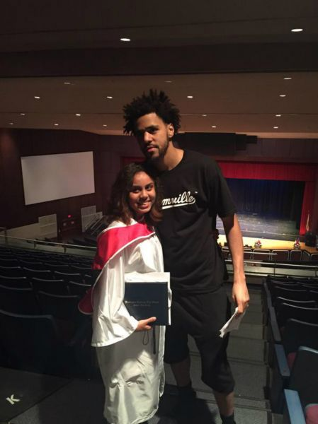 J cole schedule dates events and tickets axs j cole showed up at a fans graduation after receiving letter two years ago m4hsunfo