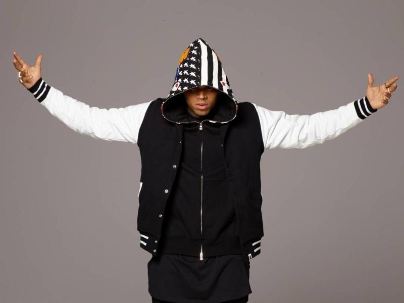 Chris Brown coming to Jiffy Lube Live on Aug. 22, 2015.
