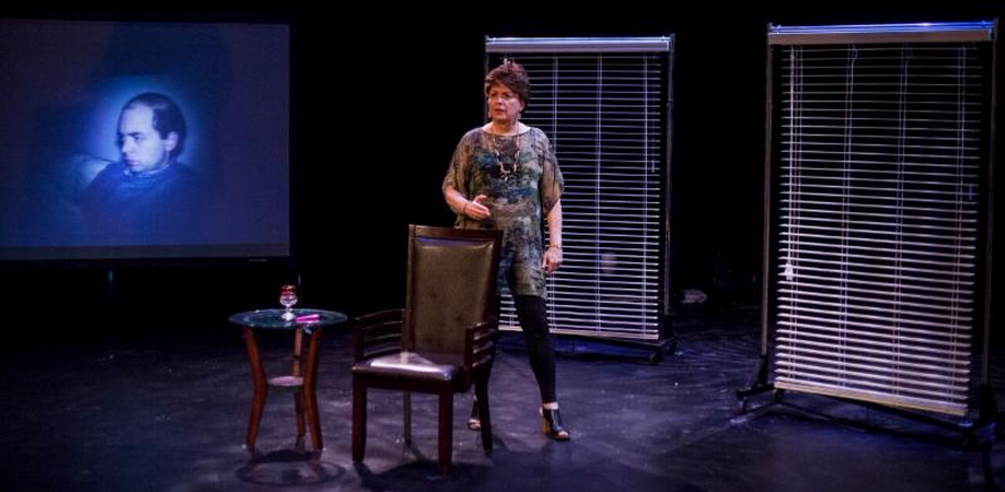 Christine Howey stars in the one woman show that she was born to play.