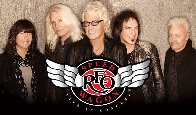 REO Speedwagon tickets at The Township Auditorium, Columbia