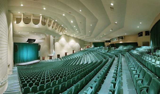 Image result for ruth eckerd hall