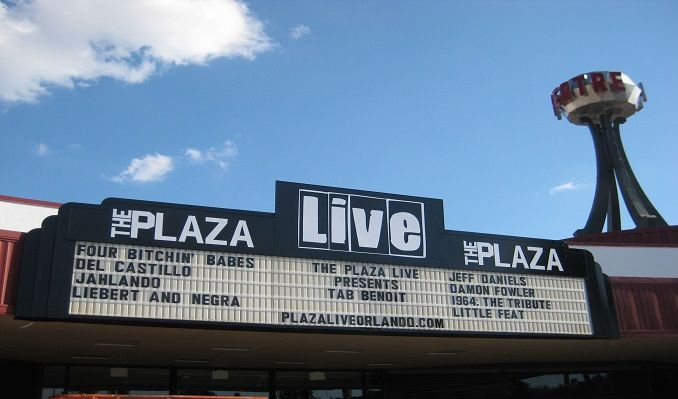 Ted Nugent tickets at The Plaza 'Live' Theatre, Orlando
