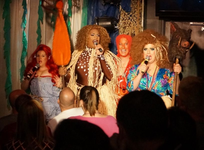 Kansas City's AIDS Service Foundation benefitted from four performances and added over $20 thousand for local assistance for AIDS suppo
