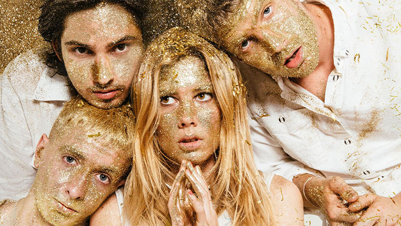 Wolf Alice at the Fonda Theatre