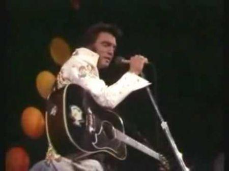Elvis Presley will return in hologram form to perform in Las Vegas next year