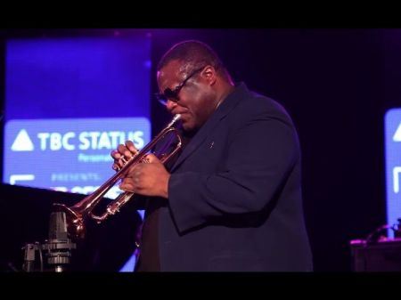 Miles Davis' pupil Wallace Roney breaks it down at the Hudson Valley Jazz Fest