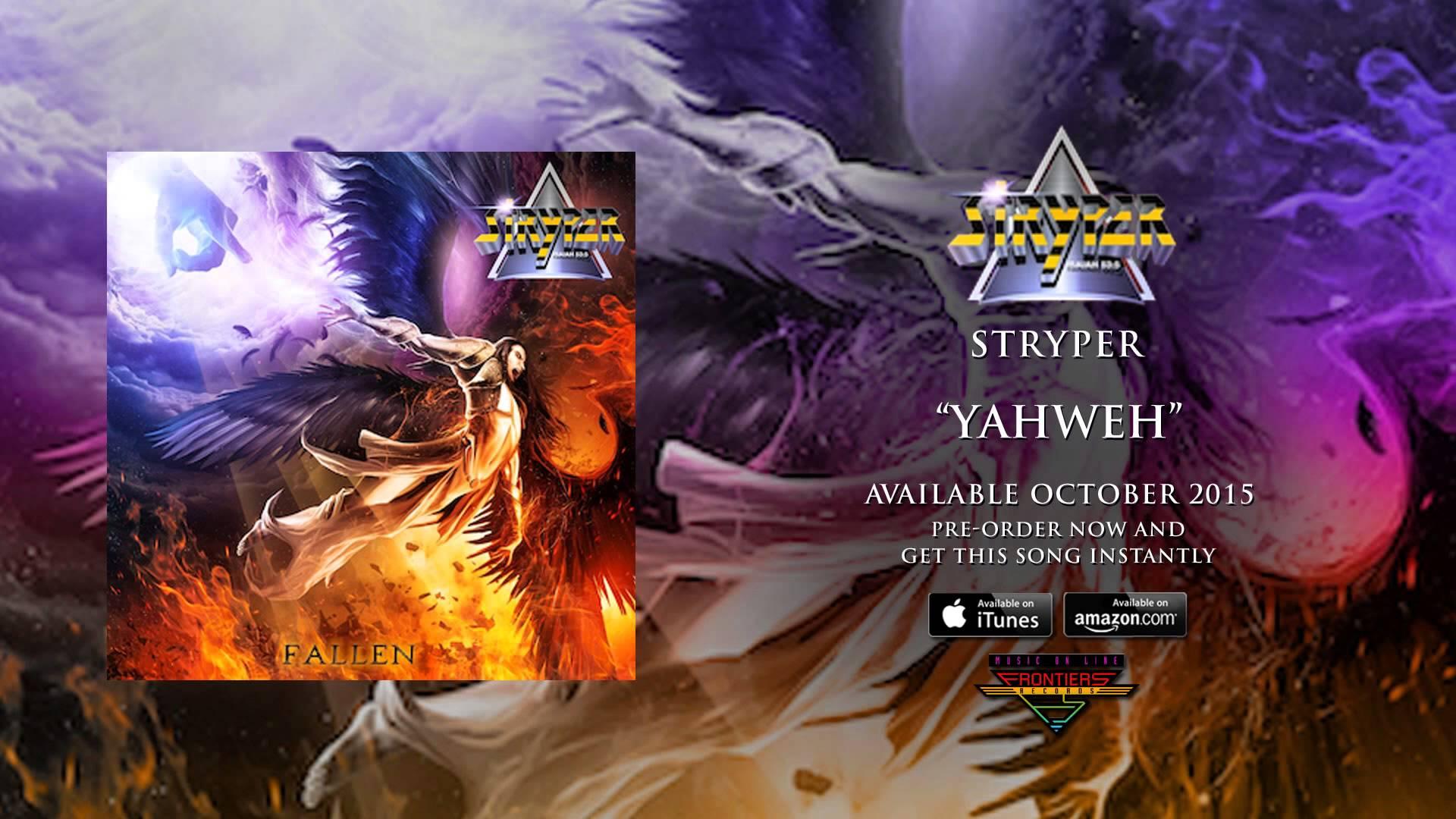 Michael Sweet talks about origins of brand new Stryper single 'Yahweh'