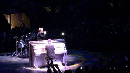 Watch: U2 perform live rarity 'October' in New York