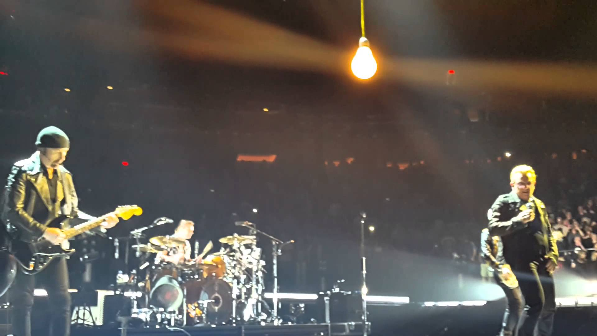 Watch: U2 perform live rarity 'Two Hearts Beat as One' live