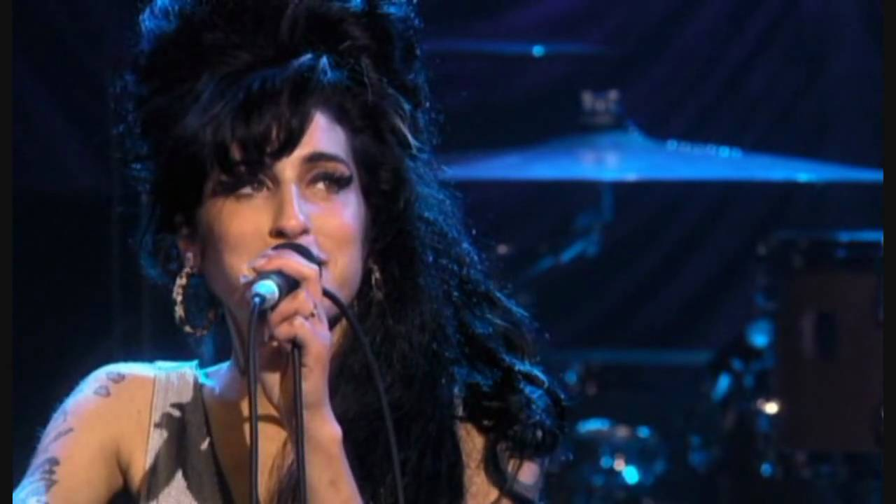 Amy Winehouse: 5 most ... Amy Winehouse Songs