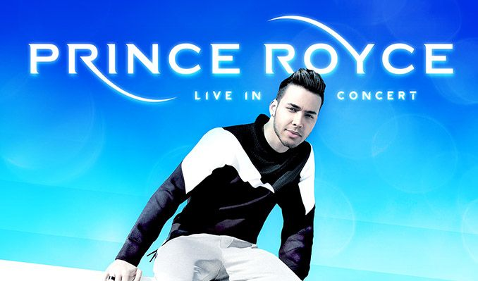 Prince Royce tickets at The Joint at Hard Rock Hotel & Casino Las Vegas in Las Vegas