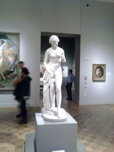 Detroit live nude art