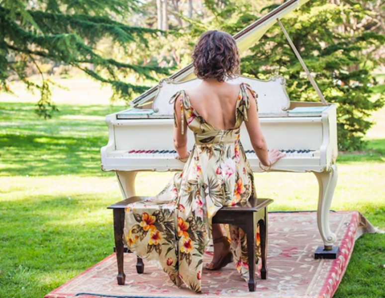 Genial Flower Piano Hosted By San Francisco Botanical Garden