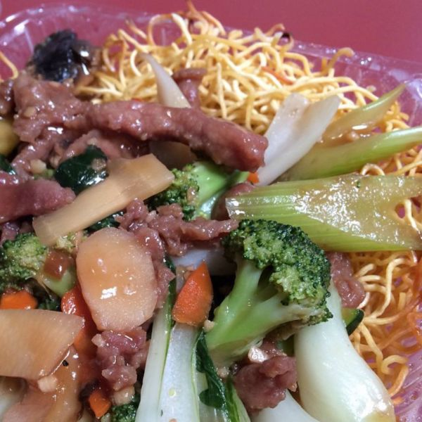Chinese Food Is One Of The Many Cuisines Available For Delivery In San Antonio