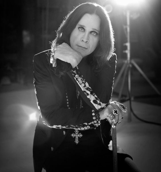 Ozzy Osbourne, the Godfather of Heavy Metal