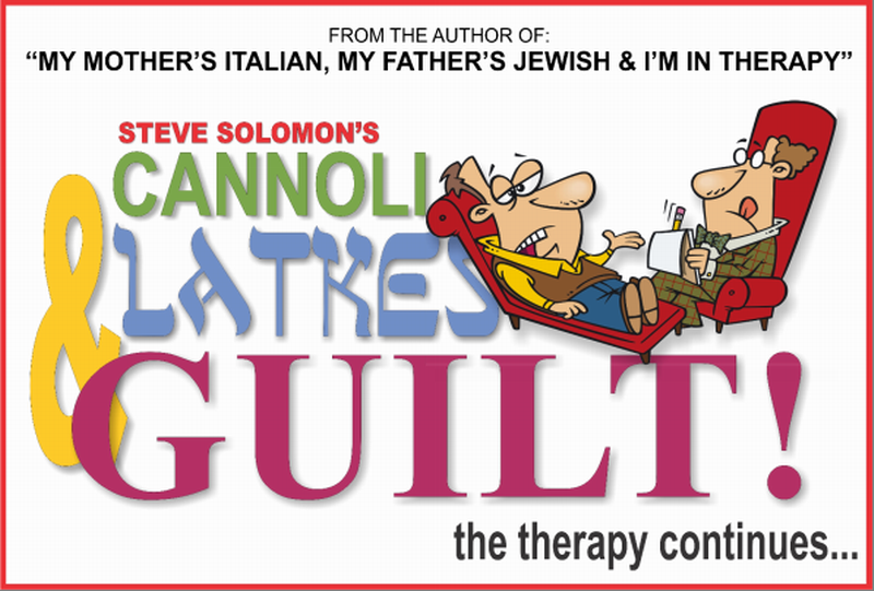 Stand-up comedian and Dialectician Steve Solomon brings his family to life in this one man show.