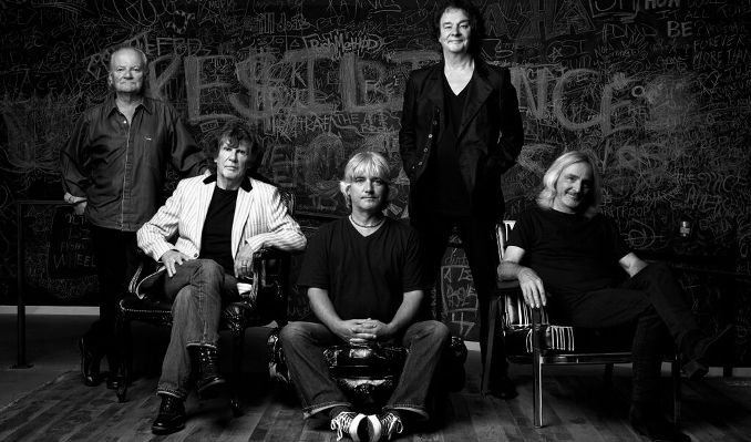 The Zombies tickets at Amaturo Theater in the Broward Center, Fort Lauderdale