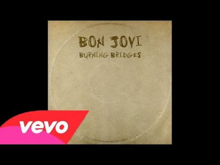 Bon Jovi sings about bitter split from record label in song 'Burning Bridges'