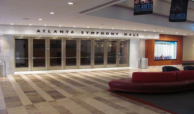 98° at Christmas tickets at Atlanta Symphony Hall, Atlanta