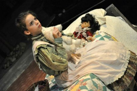 """""""The Miracle Worker"""" is a challenging story to tell, and a challenging night at the theater for those who attend. The story of Hel"""