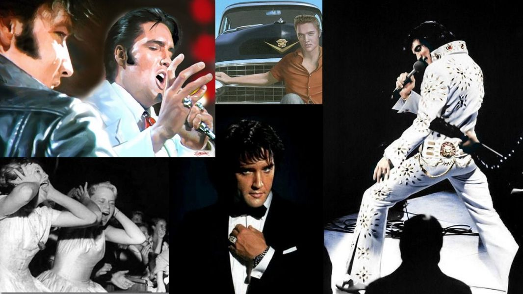 """""""ELVIS FOREVER,"""" the 18-track CD released on August 12, 2015, reached No. 11 in the Billboard Album Charts during it's first week out."""