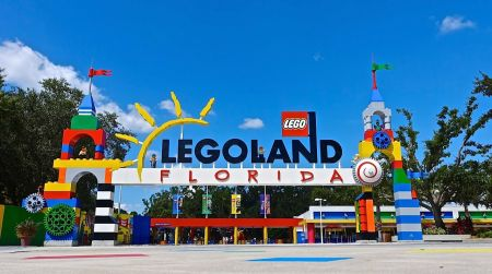 The top five attractions you must do at legoland florida axs for Pool show orlando 2015