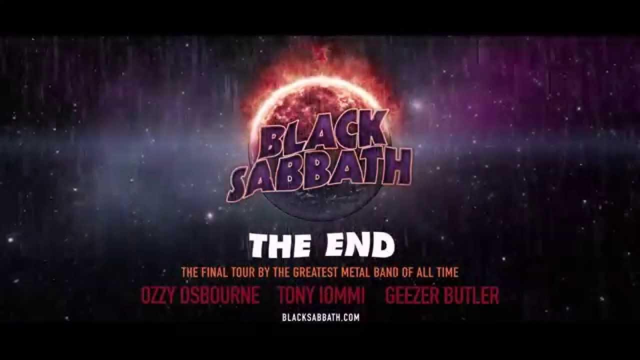 black sabbath announce final concert tour the end axs. Black Bedroom Furniture Sets. Home Design Ideas