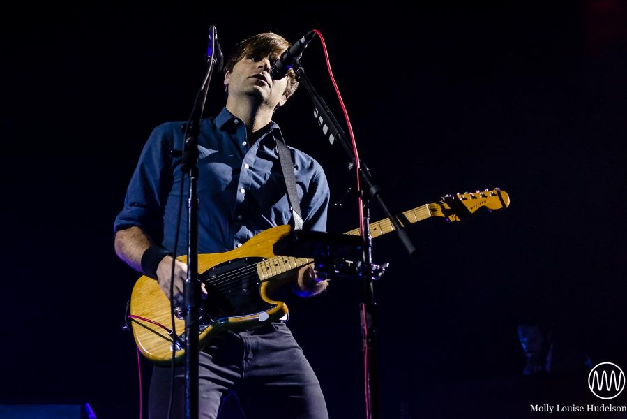 Death Cab For Cutie at Madison Square Garden- 9/12/15