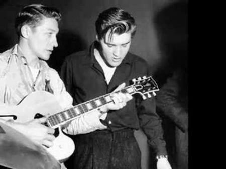 The story of Elvis Presley's first number one song is barely recognized today