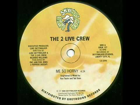 The 2 Live Crew was as nasty as they wanted to be