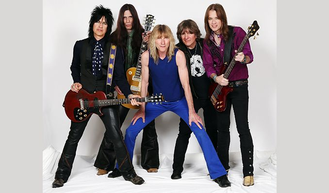 KIX-mas tickets at Rams Head Live! in Baltimore
