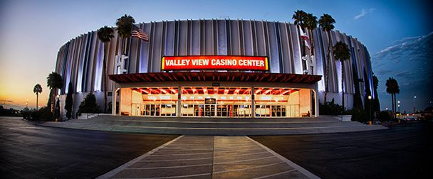 valley view casino center san diego