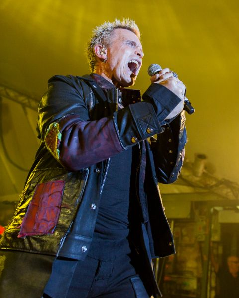 In Photos: Billy Idol got the Austin City Limits party started early