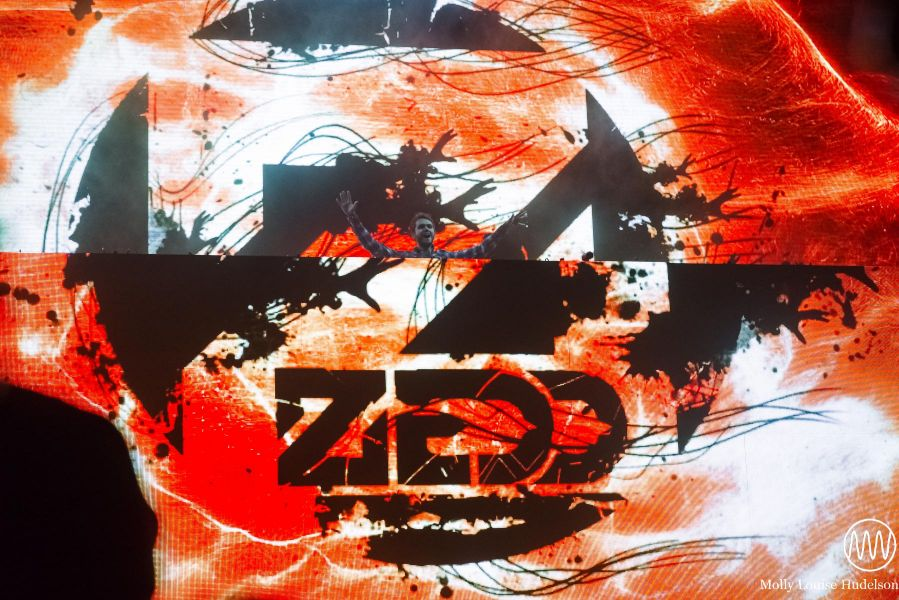 Zedd at Madison Square Garden- 10/2/15