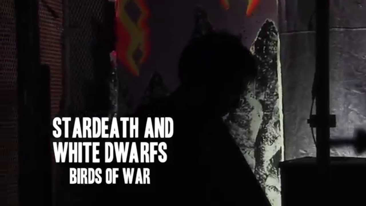 Experimental rockers Stardeath & White Dwarfs will be on tour this fall