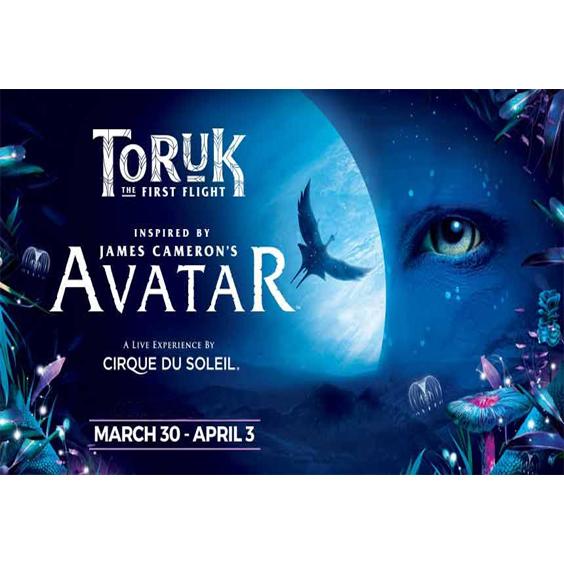 James Cameron S Avatar Logo: Cirque Du Soleil: Toruk