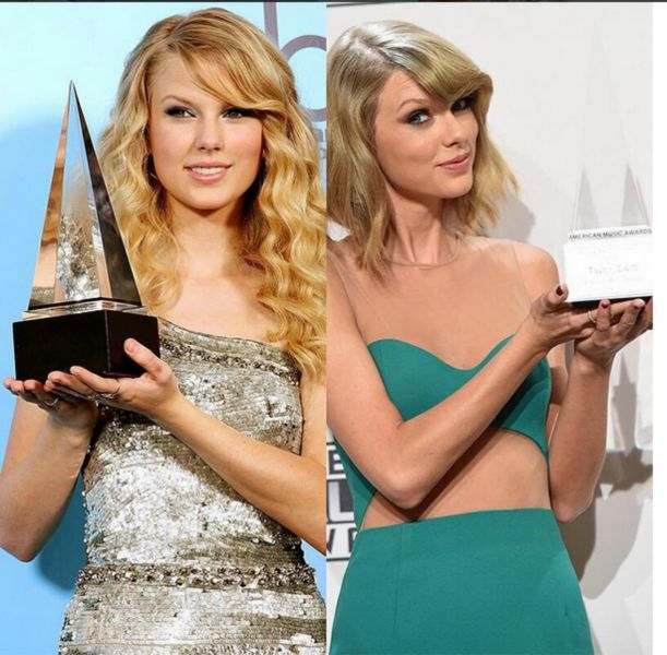 It looks to be another big AMAs for Taylor Swift