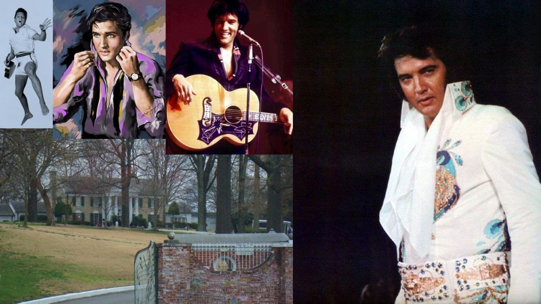 Elvis Presley is ranked #2 on the top list of high earning deceased celebrities for 2015.