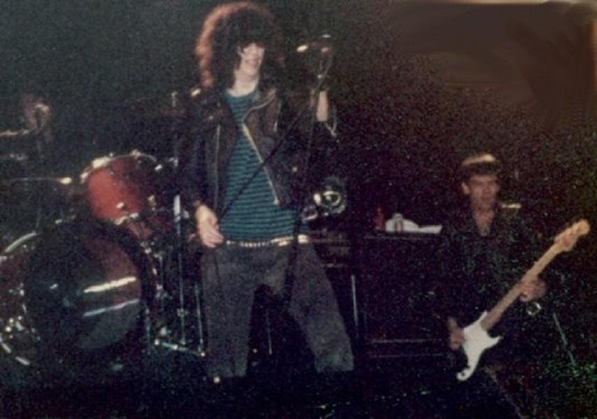 Ramones in concert