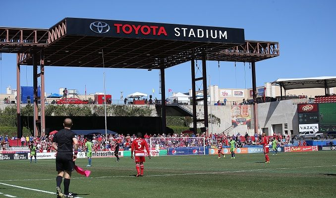 Toyota Stadium Tickets And Event Calendar Frisco Tx