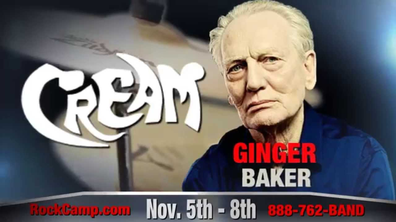 David Crosby, Ginger Baker to headline Rock and Roll Fantasy Camp