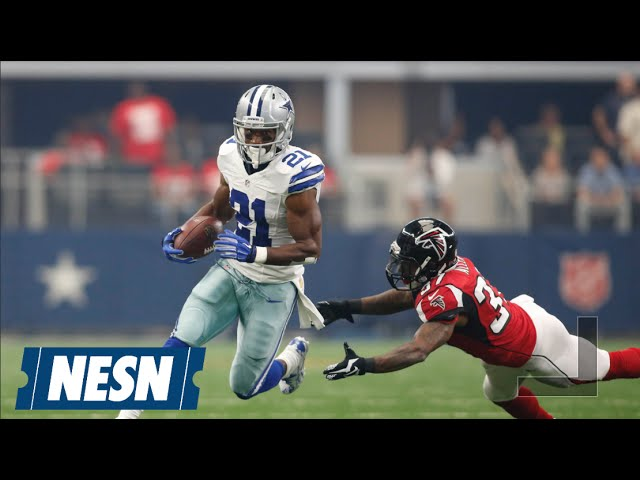 b9cd5def4 Dallas Cowboys cut starting running back Joseph Randle - AXS